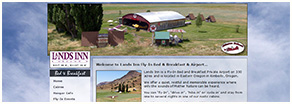 Eastern Oregon Fly-In B&B