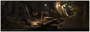 Old Hundred Gold Mine Tour