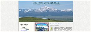 Prairie City, Oregon